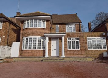 Thumbnail 6 bed detached house for sale in St Mary's Avenue, London