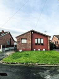 Thumbnail 2 bed detached bungalow for sale in Kempton Gardens, Mexborough