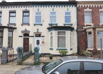 Thumbnail 5 bedroom terraced house for sale in Clifton Road, Tuebrook, Liverpool
