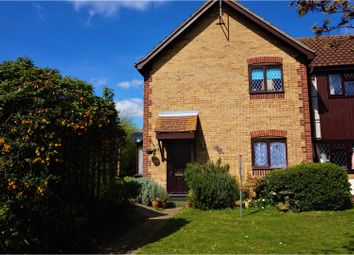 Thumbnail 1 bed end terrace house for sale in Remercie Road, Manningtree