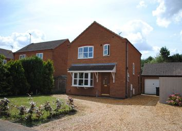 Thumbnail 3 bedroom detached house to rent in Duck Decoy Close, Dersingham, King's Lynn