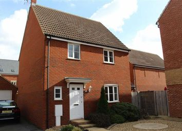 Thumbnail 3 bed detached house to rent in Holst Road, Swindon