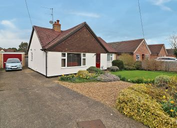 Thumbnail 3 bed detached bungalow for sale in Fen End, Willingham, Cambridge
