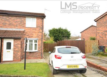 Thumbnail 1 bed town house to rent in Staveley Drive, Winsford
