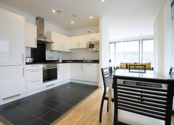 Thumbnail 3 bed flat to rent in Prestons Road, London