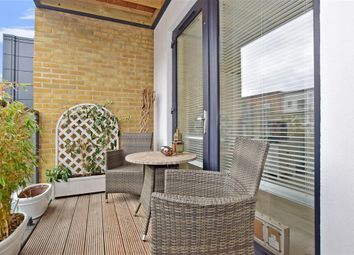 Thumbnail 2 bed flat for sale in Larch Place, Romford, Essex