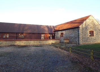 Thumbnail 4 bedroom barn conversion to rent in Black Dyke Road, Hockwold, Thetford