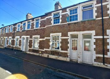Thumbnail 4 bedroom property for sale in Robert Street, Roath, Cardiff