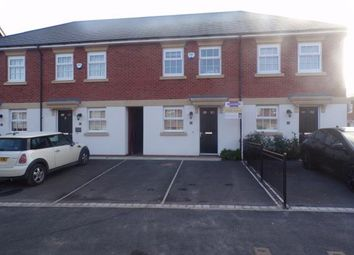 Thumbnail 3 bed terraced house for sale in Pegasus Croft, Saighton, Chester, Cheshire