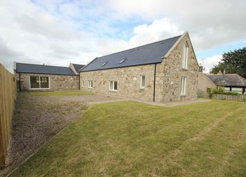 Thumbnail 5 bedroom detached house for sale in Maud, Peterhead