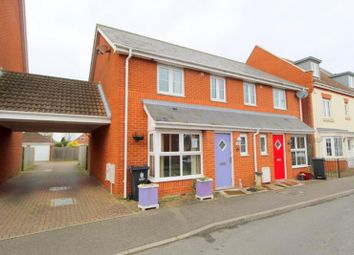 Thumbnail 3 bed semi-detached house for sale in Peake Avenue, Kirby Cross, Frinton-On-Sea