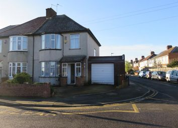 Thumbnail 3 bed semi-detached house to rent in Faraday Road, Welling, Kent