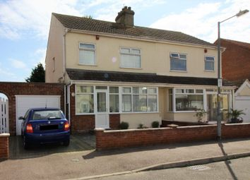 Thumbnail 3 bed semi-detached house for sale in Coronation Road, Clacton-On-Sea