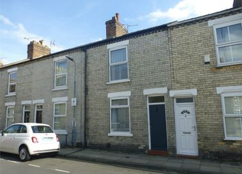 Thumbnail 2 bed terraced house for sale in Eldon Terrace, The Groves, York