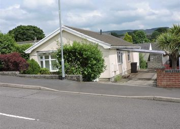 Thumbnail 2 bed detached bungalow for sale in Pen Yr Alltwen Park, Rhos, Pontardawe, Swansea