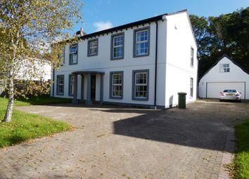 Thumbnail 5 bed detached house for sale in Glen Darragh Gardens, Glen Darragh Road, Glen Vine, Isle Of Man