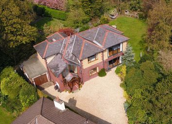 Thumbnail 4 bedroom detached house for sale in The Ridge, Lower Heswall, Wirral
