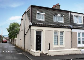 Thumbnail 3 bed terraced house for sale in Eglinton Place, Saltcoats, Ayrshire