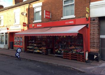 Thumbnail Retail premises for sale in Cavendish Road, Leicester