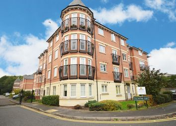 Thumbnail 2 bed flat for sale in Collingtree Court, Warwick Road, Solihull