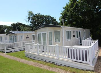Thumbnail 3 bed mobile/park home for sale in Sea Breeze, Milford On Sea, Hants