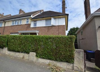 Thumbnail 2 bed end terrace house for sale in Hastings Road, Northampton, Northamptonshire