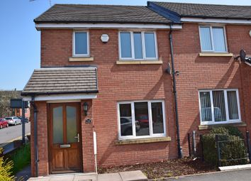 Thumbnail 3 bed mews house for sale in Stretton Close, Longton, Stoke-On-Trent