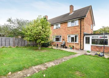 Thumbnail 3 bed end terrace house for sale in Alway Avenue, West Ewell, Epsom