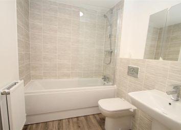 Thumbnail 1 bed flat to rent in Lett Lane, Ebbsfleet Valley, Swanscombe