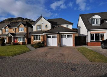 Thumbnail 4 bed detached house for sale in 19 Holly Grove, Menstrie, Clackmannanshire