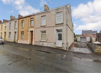 Thumbnail 3 bed end terrace house for sale in Glanyrafon Road, Pontarddulais, Swansea