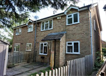 1 Bedrooms End terrace house for sale in Lavender Close, Chestfield, Whitstable CT5