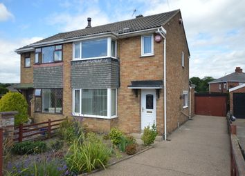 Thumbnail 3 bed semi-detached house for sale in Park Avenue, Clayton West, Huddersfield, West Yorkshire