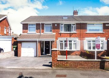 Thumbnail 5 bed semi-detached house for sale in Sadberge Grove, Stockton-On-Tees