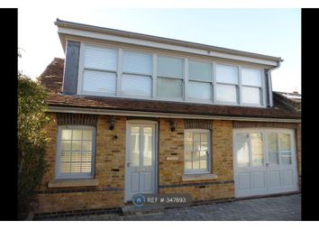 Thumbnail 2 bed detached house to rent in Studio Mews 1B, Addlestone