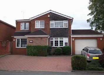 Thumbnail 5 bedroom detached house to rent in Northway, Sedgley, Dudley