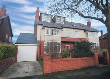 Thumbnail 6 bed semi-detached house for sale in Ennismore Road, Blundellsands, Liverpool