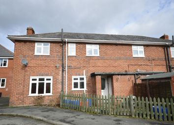 Thumbnail 4 bed semi-detached house for sale in Maes Y Dre, Llanfyllin