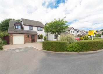 Thumbnail 4 bed detached house for sale in Kirkstall Close, Barrow-In-Furness