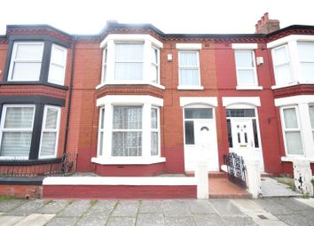 Thumbnail 4 bed terraced house for sale in Ashdale Road, Mossley Hill, Liverpool, Merseyside