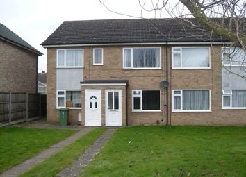 Thumbnail 2 bed flat for sale in Libra Court, Sprowston, Norwich