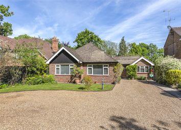 Thumbnail 5 bedroom bungalow for sale in West Byfleet, Surrey