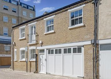 Thumbnail 2 bed mews house for sale in Lancaster Mews, Hyde Park