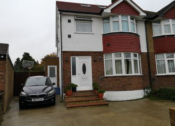 Thumbnail 5 bed semi-detached house to rent in Stanwell Gardens, Stanwell