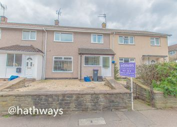 Thumbnail 3 bedroom terraced house to rent in Kidwelly Road, Llanyravon, Cwmbran