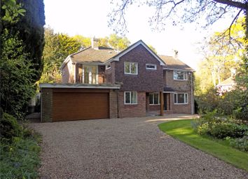 Thumbnail 6 bed detached house for sale in Merdon Avenue, Hiltingbury, Chandlers Ford, Hampshire