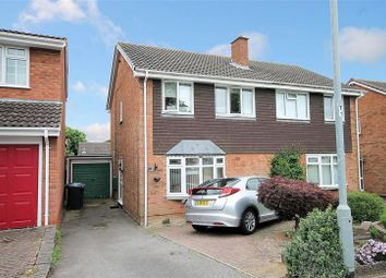 Thumbnail 3 bed semi-detached house for sale in Scammerton, Wilnecote, Tamworth