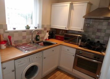 Thumbnail 2 bed flat to rent in Tabley Road, Handforth