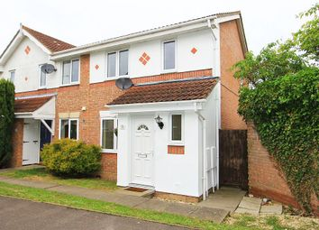 Thumbnail 3 bed semi-detached house for sale in Crown Meadow, Braintree, London