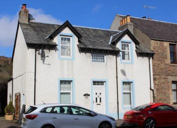 Thumbnail 3 bed end terrace house for sale in Main Street, Callander, Stirlingshire